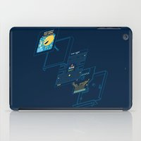 Blueprint Waka-Waka iPad Case