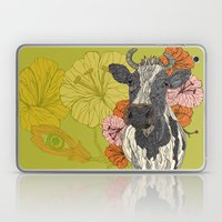 Moooo Laptop & iPad Skin