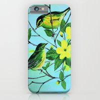 Thinking Of Spring  iPhone 6 Slim Case