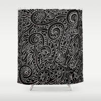 - Burnt - Shower Curtain
