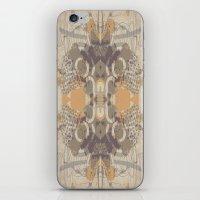 Tribal Wings iPhone & iPod Skin