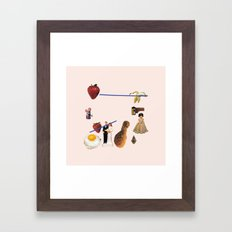 A FAIR Framed Art Print