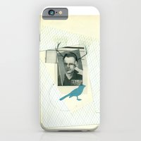 Bluebird Of... iPhone 6 Slim Case