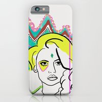 iPhone & iPod Case featuring Nuclear Season by Bambi Eyez