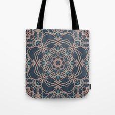 Dark Deco Tote Bag