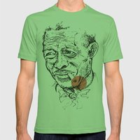 Son House - Get your clap! Mens Fitted Tee Grass SMALL
