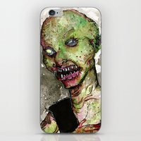 Minor Orc iPhone & iPod Skin