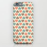 iPhone & iPod Case featuring 3Hearts by Gal Ashkenazi