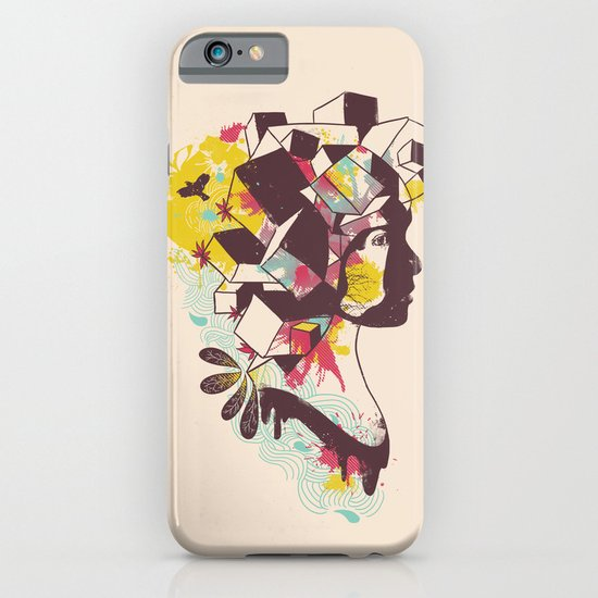 Overcrowded Memory iPhone & iPod Case