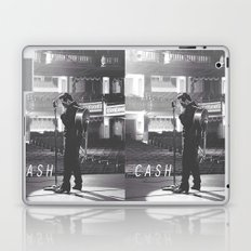 Johnny Cash Laptop & iPad Skin