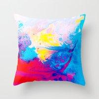 Chroma Throw Pillow