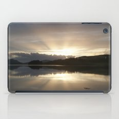 Last Rays iPad Case