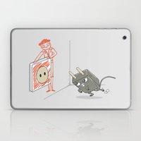 Charging Laptop & iPad Skin