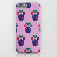 Fruit: Blackberry iPhone 6 Slim Case