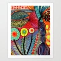 fascination Art Print