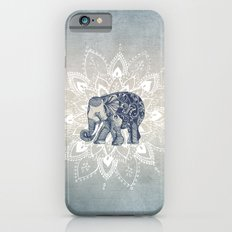 Elephant  Mandala iPhone 6 Slim Case