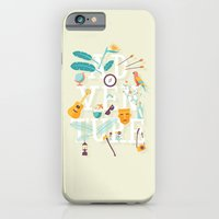 adventure iPhone & iPod Cases featuring Adventure  by Wharton