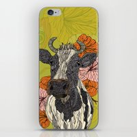Moooo iPhone & iPod Skin