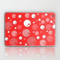 Bubblemagic - Red Laptop & iPad Skin