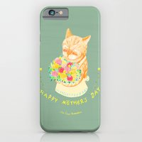 Happy Meowther's Day iPhone 6 Slim Case