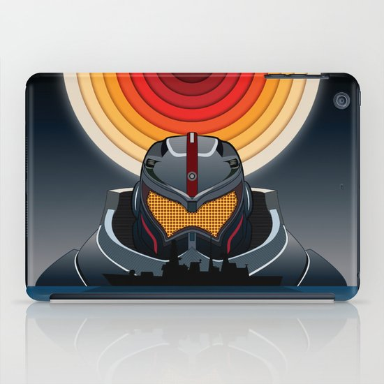 Pacific Rim iPad Case