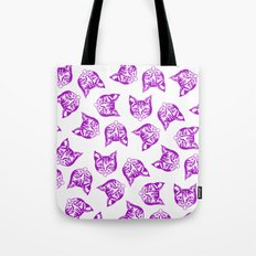 Mollycat Muddle Tote Bag
