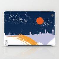 Siena skyline iPad Case