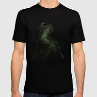 TRK - Bull Mens Fitted Tee Black SMALL