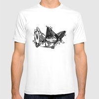 Avant que je m'ennuie - Emilie Record Mens Fitted Tee White SMALL