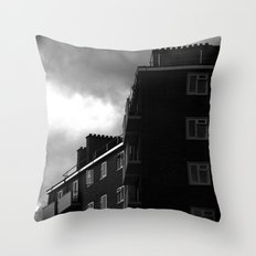 Tottenham Flats Throw Pillow