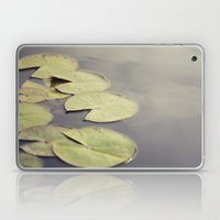 Lily Pads II Laptop & iPad Skin