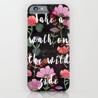 Take A Walk On The Wild … iPhone 6 Slim Case