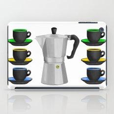 Espresso iPad Case