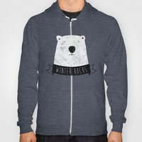 Winter Rocks Hoody