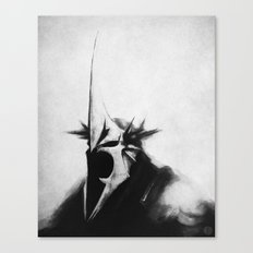 WITCH-KING Canvas Print