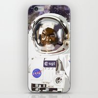 A Trip To Planet X iPhone & iPod Skin