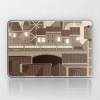 Townscape Vintage Laptop & iPad Skin