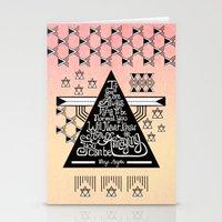 Be amazing Stationery Cards