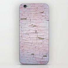 Peeling Paint iPhone & iPod Skin