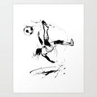 World Cup 2014 Art Print