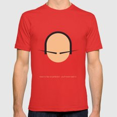 FC - Dali Mens Fitted Tee Red SMALL
