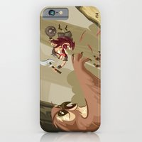 Knubby The Dwarf Fights … iPhone 6 Slim Case