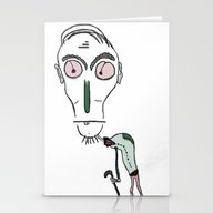 Little Monsters From My … Stationery Cards