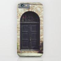 Courtyard Door iPhone 6 Slim Case