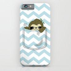sloth in my pocket Slim Case iPhone 6s