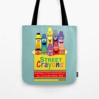 Color Me Sesame Tote Bag