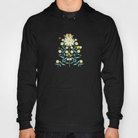 Bees, Birds And Flowers Hoody