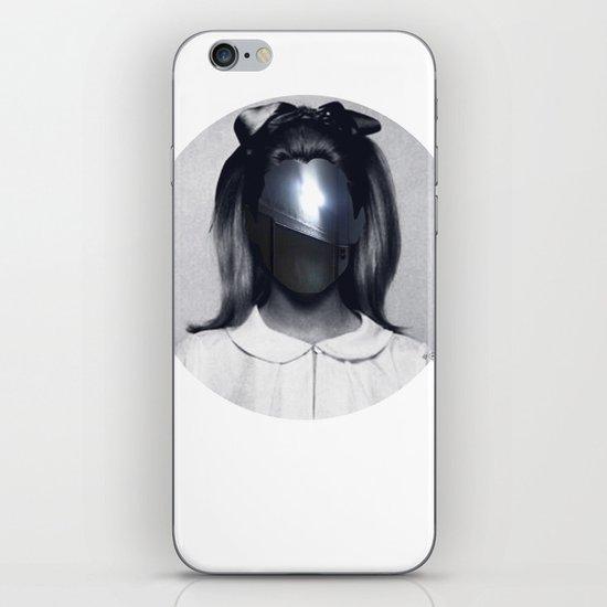 Fear collage iPhone & iPod Skin