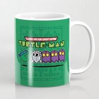 Hero In A Pac-Shell (Leo… Mug