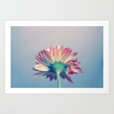 What Lies Beneath Art Print